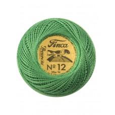 Мулине Finca Perle(Жемчужное), №12,однотонный цвет 4350