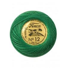 Мулине Finca Perle(Жемчужное), №12,однотонный цвет 4368