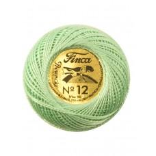 Мулине Finca Perle(Жемчужное), №12,однотонный цвет 4379