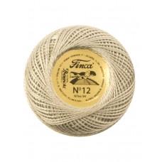 Мулине Finca Perle(Жемчужное), №12,однотонный цвет 8728