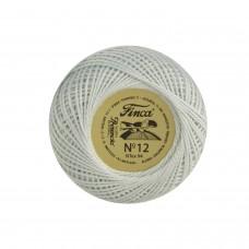 Мулине Finca Perle(Жемчужное), №12,однотонный цвет 8767