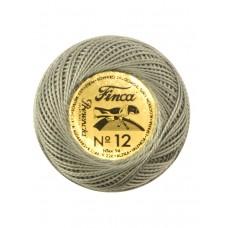 Мулине Finca Perle(Жемчужное), №12,однотонный цвет 8779
