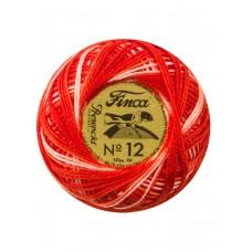 Мулине Finca Perle(Жемчужное), №12,мультиколорный цвет 9250