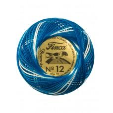 Мулине Finca Perle(Жемчужное), №12,мультиколорный цвет 9615