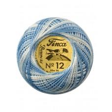 Мулине Finca Perle(Жемчужное), №12,мультиколорный цвет 9630