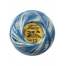 Мулине Finca Perle(Жемчужное), №12,мультиколорный цвет 9640