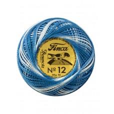 Мулине Finca Perle(Жемчужное), №12,мультиколорный цвет 9655