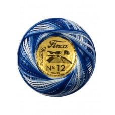 Мулине Finca Perle(Жемчужное), №12,мультиколорный цвет 9705
