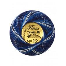 Мулине Finca Perle(Жемчужное), №12,мультиколорный цвет 9725