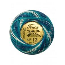 Мулине Finca Perle(Жемчужное), №12,мультиколорный цвет 9770