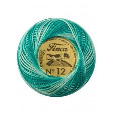 Мулине Finca Perle(Жемчужное), №12,мультиколорный цвет 9785