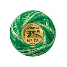 Мулине Finca Perle(Жемчужное), №12,мультиколорный цвет 9815