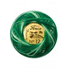 Мулине Finca Perle(Жемчужное), №12,мультиколорный цвет 9840