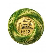 Мулине Finca Perle(Жемчужное), №12,мультиколорный цвет 9850