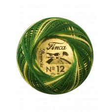 Мулине Finca Perle(Жемчужное), №12,мультиколорный цвет 9860