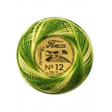 Мулине Finca Perle(Жемчужное), №12,мультиколорный цвет 9865
