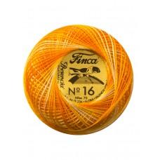 Мулине Finca Perle(Жемчужное), №16,мультиколорный цвет 9100
