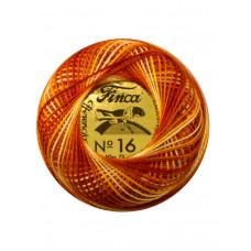 Мулине Finca Perle(Жемчужное), №16,мультиколорный цвет 9110