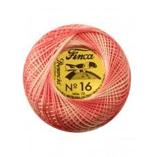 Мулине Finca Perle(Жемчужное), №16,мультиколорный цвет 9335
