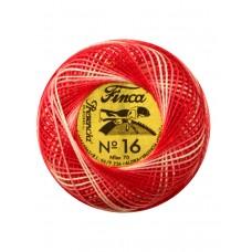 Мулине Finca Perle(Жемчужное), №16,мультиколорный цвет 9395