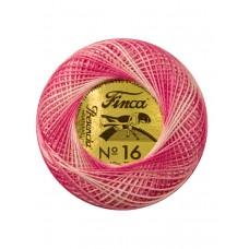 Мулине Finca Perle(Жемчужное), №16,мультиколорный цвет 9415