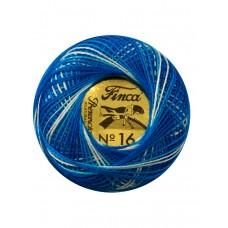 Мулине Finca Perle(Жемчужное), №16,мультиколорный цвет 9615