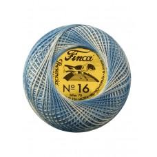 Мулине Finca Perle(Жемчужное), №16,мультиколорный цвет 9630