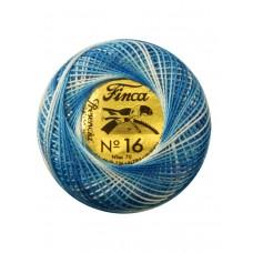 Мулине Finca Perle(Жемчужное), №16,мультиколорный цвет 9640