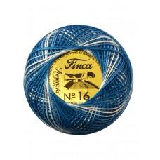 Мулине Finca Perle(Жемчужное), №16,мультиколорный цвет 9655