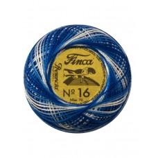 Мулине Finca Perle(Жемчужное), №16,мультиколорный цвет 9705