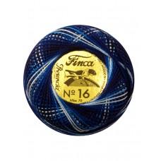 Мулине Finca Perle(Жемчужное), №16,мультиколорный цвет 9725