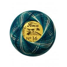 Мулине Finca Perle(Жемчужное), №16,мультиколорный цвет 9770