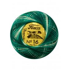 Мулине Finca Perle(Жемчужное), №16,мультиколорный цвет 9800