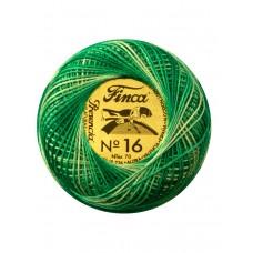 Мулине Finca Perle(Жемчужное), №16,мультиколорный цвет 9815
