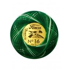 Мулине Finca Perle(Жемчужное), №16,мультиколорный цвет 9840