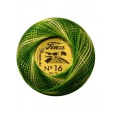 Мулине Finca Perle(Жемчужное), №16,мультиколорный цвет 9850