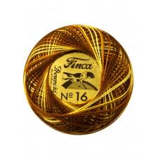 Мулине Finca Perle(Жемчужное), №16,мультиколорный цвет 9910