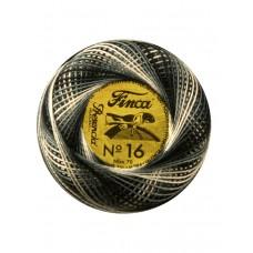 Мулине Finca Perle(Жемчужное), №16,мультиколорный цвет 9985