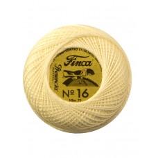 Мулине Finca Perle(Жемчужное), №16,однотонный цвет 1211