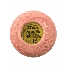 Мулине Finca Perle(Жемчужное), №16,однотонный цвет 1724