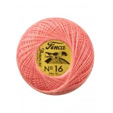 Мулине Finca Perle(Жемчужное), №16,однотонный цвет 1729