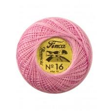 Мулине Finca Perle(Жемчужное), №16,однотонный цвет 2394