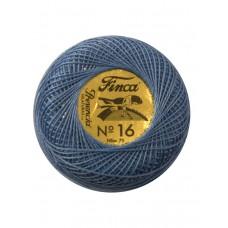 Мулине Finca Perle(Жемчужное), №16,однотонный цвет 3396