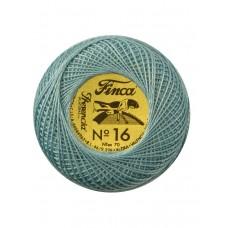 Мулине Finca Perle(Жемчужное), №16,однотонный цвет 3556