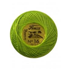 Мулине Finca Perle(Жемчужное), №16,однотонный цвет 4636