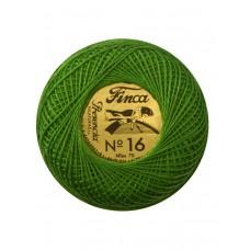 Мулине Finca Perle(Жемчужное), №16,однотонный цвет 4643