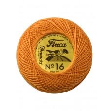 Мулине Finca Perle(Жемчужное), №16,однотонный цвет 7636