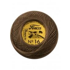Мулине Finca Perle(Жемчужное), №16,однотонный цвет 8742