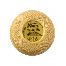 Мулине Finca Perle(Жемчужное), №16,однотонный цвет 4000