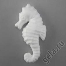Форма из пенопласта для хобби Морской конек, 12 х 2,5 см